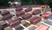 Overkapping dakpannen